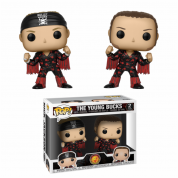 Funko POP! NJPW: Bullet Club Young Bucks 2-Pack Vinyl Figures 10cm