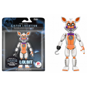 Funko FNAF: Sister Location - Lolbit Action Figure