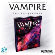 Vampire: The Masquerade 5th Edition Core Rulebook - EN