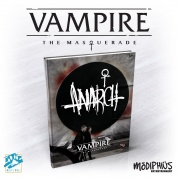 Vampire: The Masquerade 5th Edition Anarch Book - EN