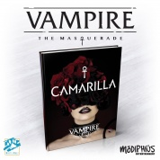Vampire: The Masquerade 5th Edition Camarilla Book - EN