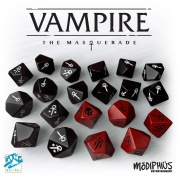 Vampire: The Masquerade 5th Edition Dice Set - EN