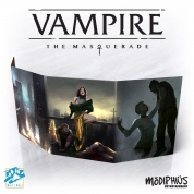 Vampire: The Masquerade 5th Edition Storyteller Screen - EN