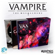Vampire: The Masquerade 5th Edition Slipcase Set - EN