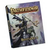 Pathfinder Roleplaying Game: Bestiary 5 Pocket Edition - EN