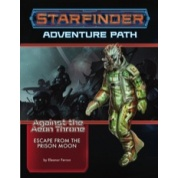 Starfinder Adventure Path: Escape from the Prison Moon (Against the Aeon Throne 2 of 3) - EN