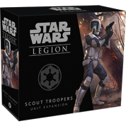 FFG - Star Wars Legion - Scout Troopers Unit Expansion - EN