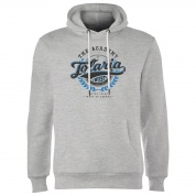 Magic The Gathering Tolaria Academy Hoodie - Grey - M
