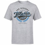 Magic The Gathering Tolaria Academy T-Shirt - Grey - L