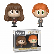 Funko Vynl. - Harry Potter: Ron & Hermione 2-Pack Action Figures 10cm