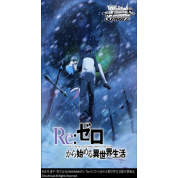 Weiß Schwarz - Booster Display: Re: zero Vol. 2 - (16 Packs) - JP