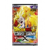 DragonBall Super Card Game - Cross Worlds Booster Display (24 Packs) - EN