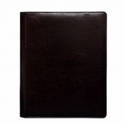 UP - Premium Pro-Binder - 9-Pocket Portfolio - Cowhide