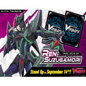 Cardfight!! Vanguard V - Trial Deck - Ren Suzugamori - EN