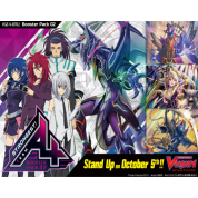 Cardfight!! Vanguard V - Strongest! Team AL4 Booster Display (16 Packs) - EN