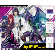 Cardfight!! Vanguard V - Strongest! Team AL4 Sneak Preview Kit - EN