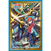 Bushiroad Standard Sleeves Collection - Buddyfight Vol.44 (55 Sleeves)