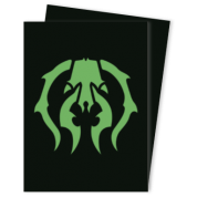 UP - Standard Sleeves - Magic: The Gathering - Guilds of Ravnica: Golgari Swarm (100 Sleeves)