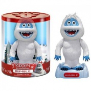 Funko - Rudolph the Red-Nosed Reindeer - Snowman Bumble 6-inch Bobble Head