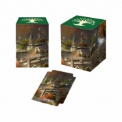 UP - 100+ Deck Box - Magic The Gathering: Guilds of Ravnica: Selesnya Conclave
