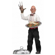 Nightmare on Elm Street - Clothed Figure - Part 5 Chef Freddy 20cm