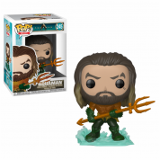 Funko POP! Aquaman: Arthur Curry in Hero Suit Vinyl Figure 10cm