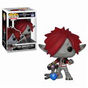 Funko POP! Kingdom Hearts 3: Sora (Monsters Inc.) Vinyl Figure 10cm
