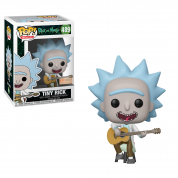 Funko POP! Rick & Morty - Tiny Rick w/ Guitar Vinyl Figure 10cm