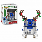 Funko POP! Star Wars: Holiday R2-D2 w/ Antlers Vinyl Figure 10cm