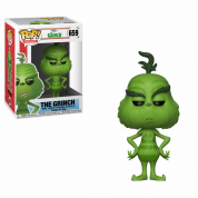 Funko POP! The Grinch 2018: The Grinch Vinyl Figure 10cm