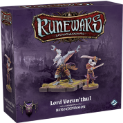 FFG - RuneWars: The Miniatures Game - Lord Vorun'thul Hero Expansion - EN