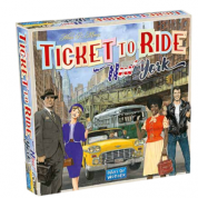 DoW - Ticket to Ride Express: New York City 1960 - EN