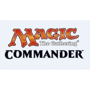 MTG - Commander 2018 Deck Display (4 Decks) - SP