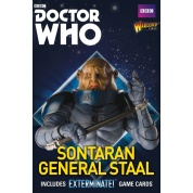Doctor Who: Sontaran General Staal - EN