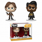 Funko Vynl. Solo: A Star Wars Story - Han & Lando 2-Pack Vinyl Figures 10cm
