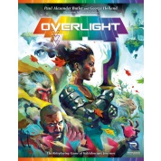 Overlight RPG Core Book - EN