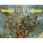 Commands and Colours WW1 Board Game: The Great War (New Centenary Edition) - EN