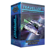 Traveller CCG Ship Deck Empress Marava Far Trader - EN