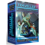 Traveller CCG Expansion Size Trouble on the Mains - EN