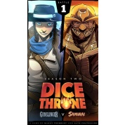 Dice Throne: Season Two - Gunslinger vs Samurai - EN