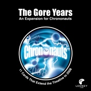 Chrononauts - The Gore Years - EN