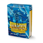Dragon Shield Japanese Art Sleeves - Classic Sky Blue (60 Sleeves)