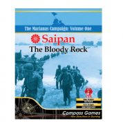 Saipan – The Bloody Rock - EN