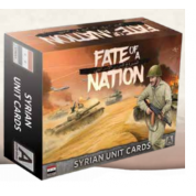 Fate of a Nation: Unit Cards – Syrian Forces in the Middle East - EN