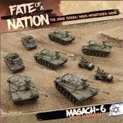 Fate of a Nation: Magach-6 Tank Company - EN