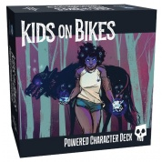 Kids on Bikes RPG Powered Character Deck - EN