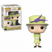 Funko POP! Royal W2 – Queen Elizabeth II (GR) Vinyl Figure 10cm