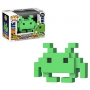 Funko 8 Bit POP! Retro S2: Space Invaders- MD Invader Vinyl Figure 10cm