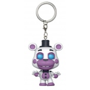 Pocket POP! Keychain: FNAF Pizza Sim - Helpy Vinyl Figure 4cm
