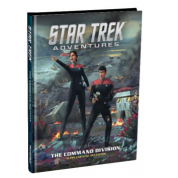 Star Trek Adventures - Command Division supplement - EN